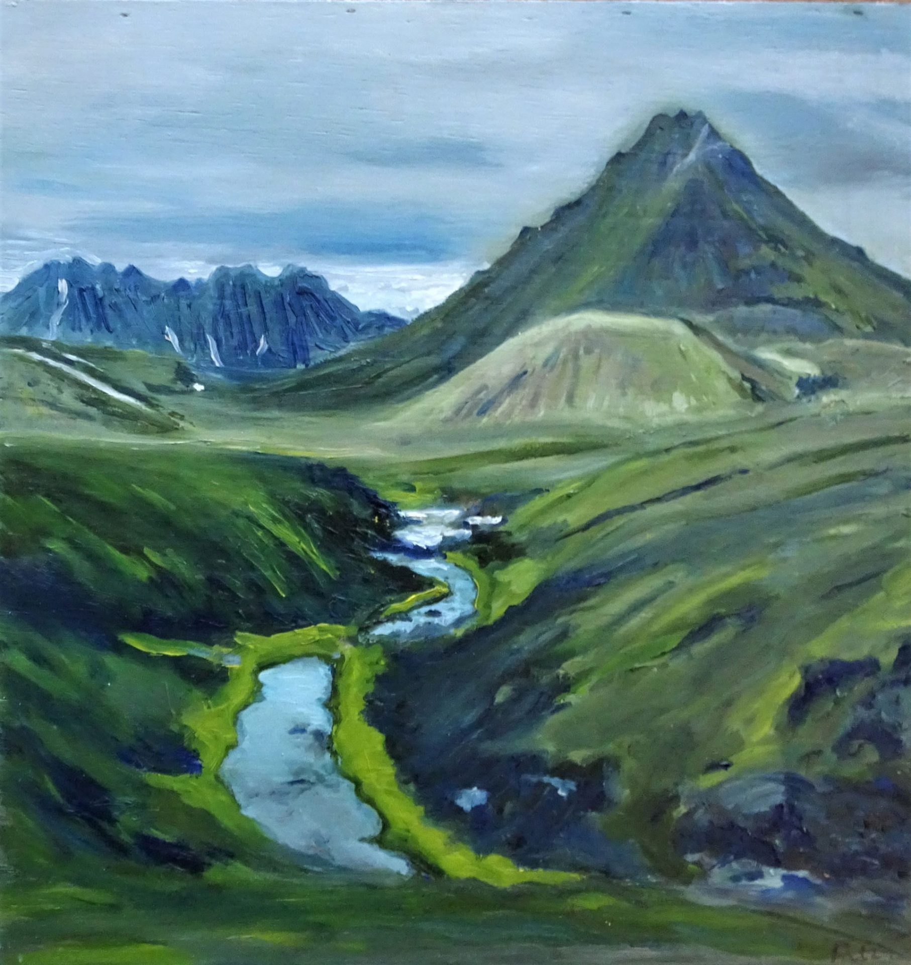 IJsland-Landmannalaugur-groen