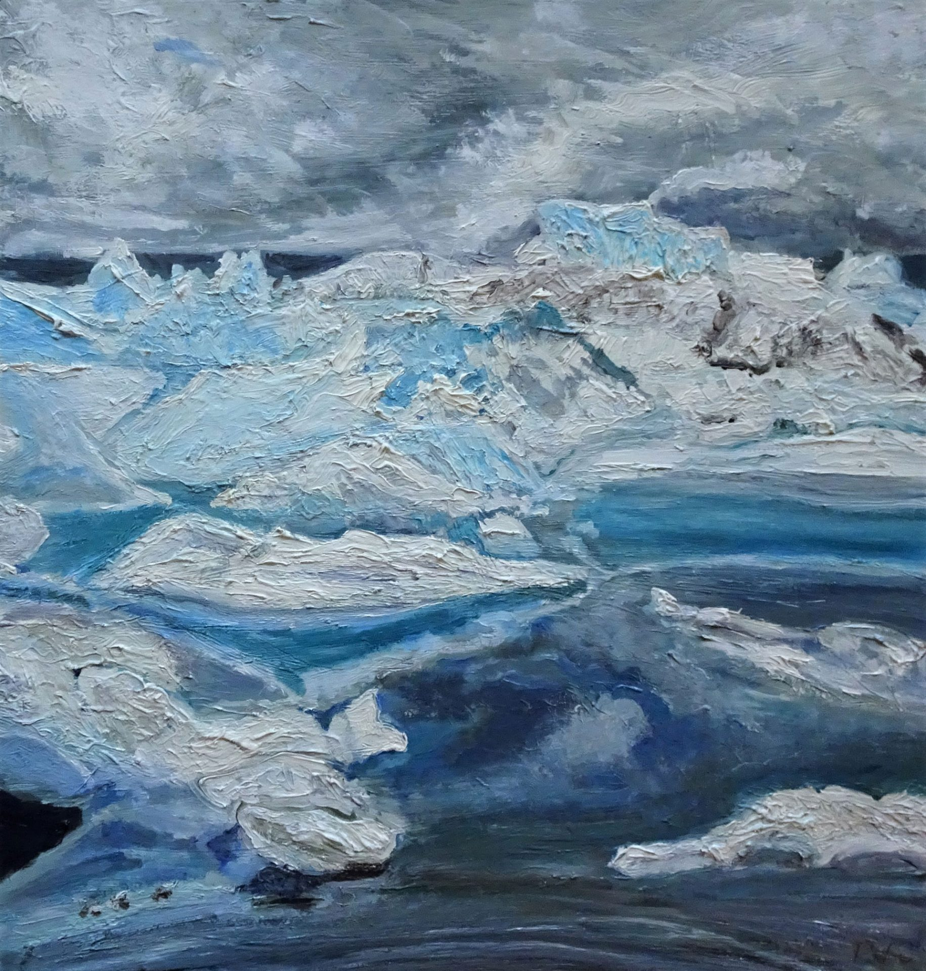 IJsland-ijszee-Jokulsarlanlagoon