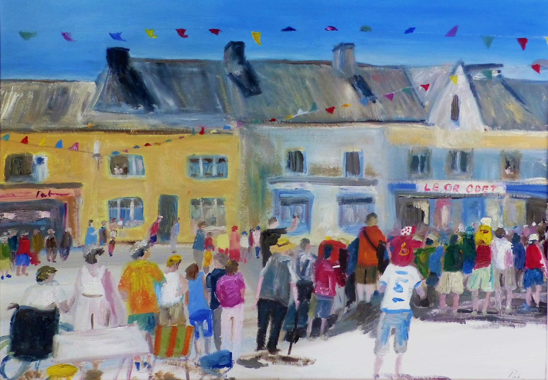 Bretagne Frankrijk, C'est le Tour