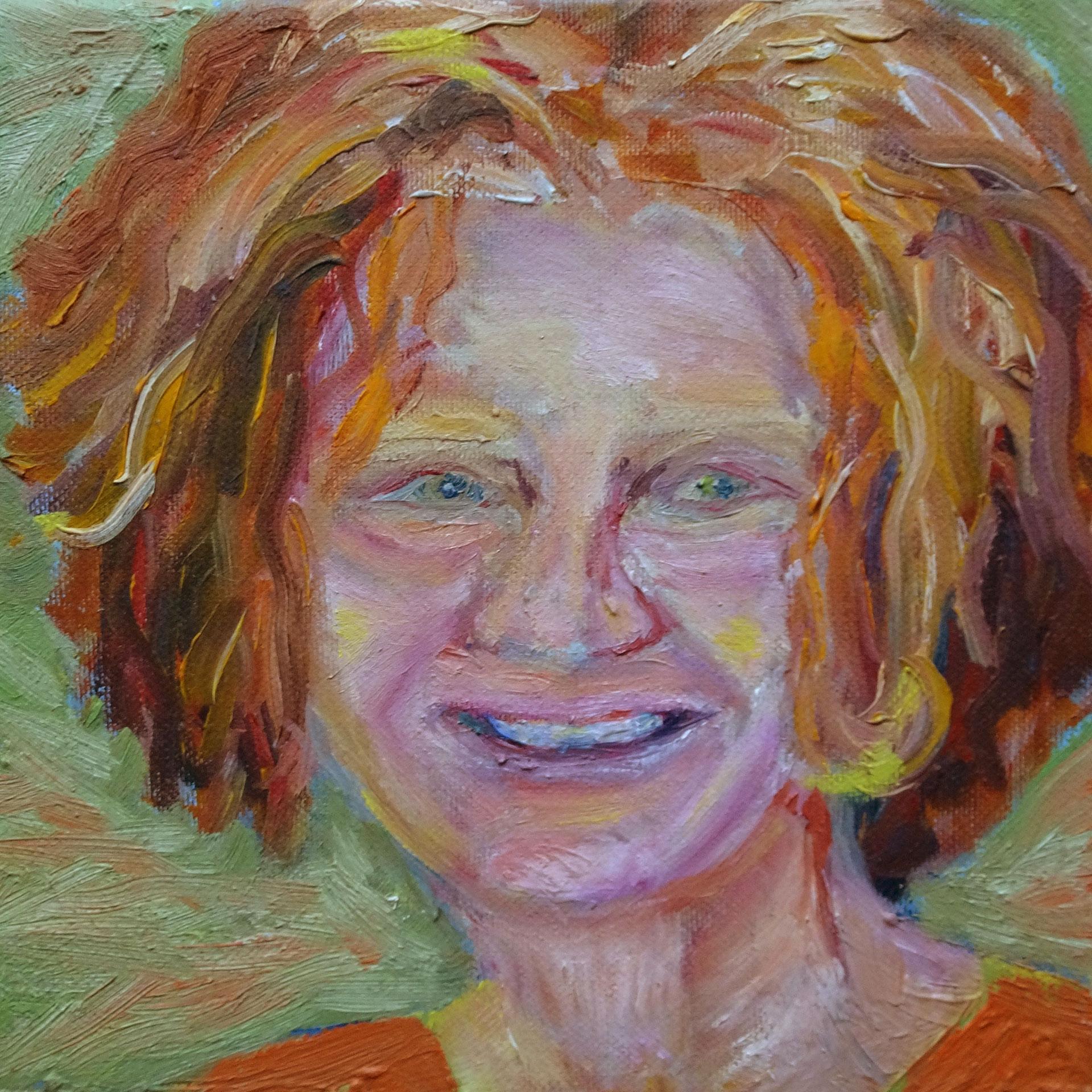 Portret Patricia